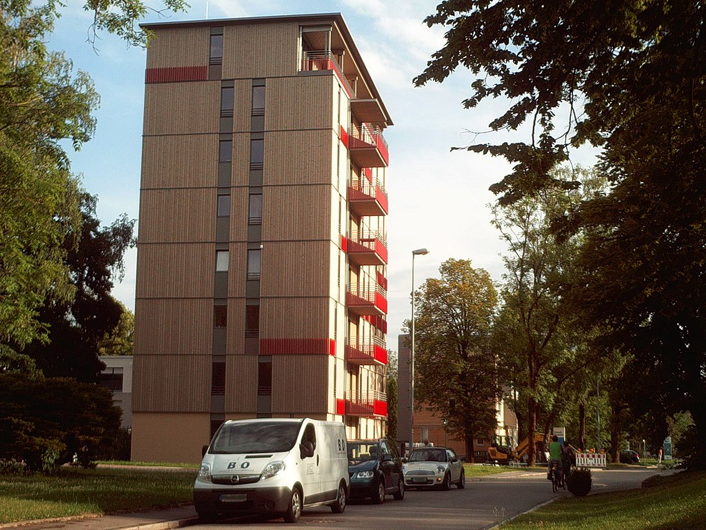 Modernes Holzhaus in Bad Aibling
