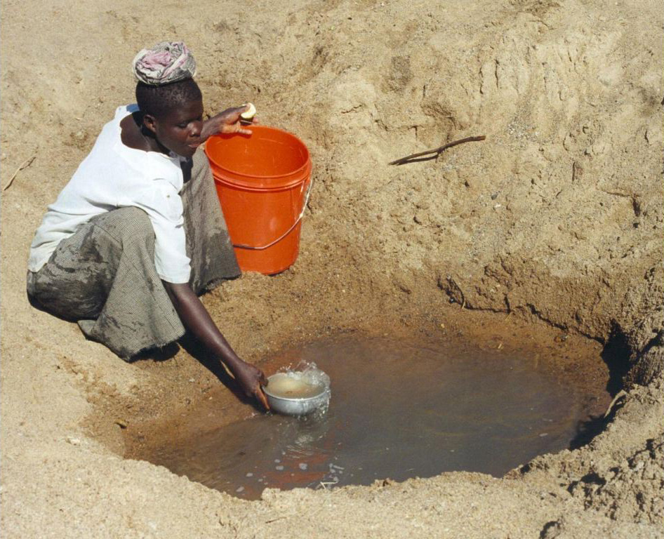 Mwamongu water source